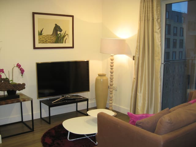 Studio Apartment near Cambridge Train Station - Cambridge - Apartament
