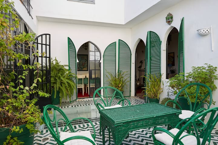 Lovely House by the Kasbah Tangier