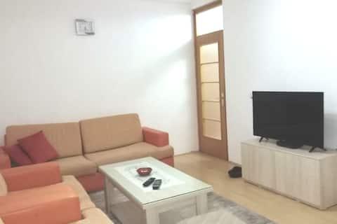 Viktor's apartment