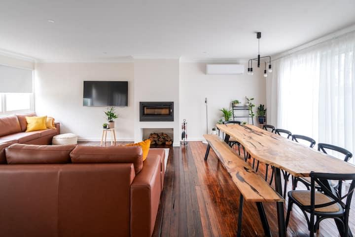 Shalimahs Secret-Beautifully Designed Luxe Cottage