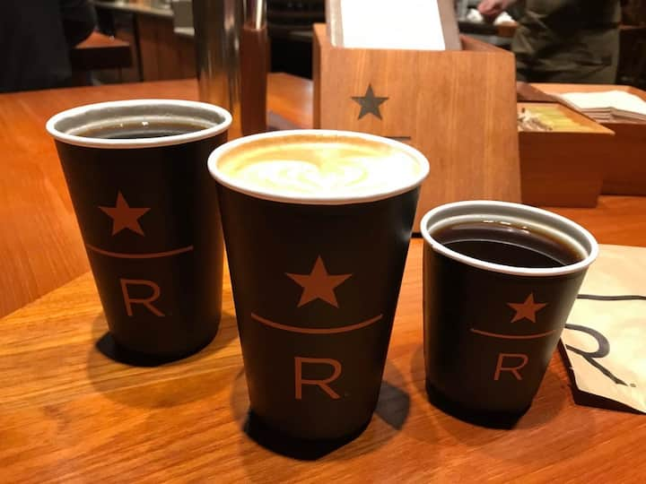 Starbucks Reserve: Willy Wonka of coffee