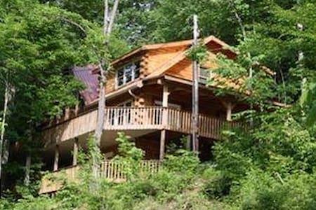 Cedarpalace Cabin Rental - Slade