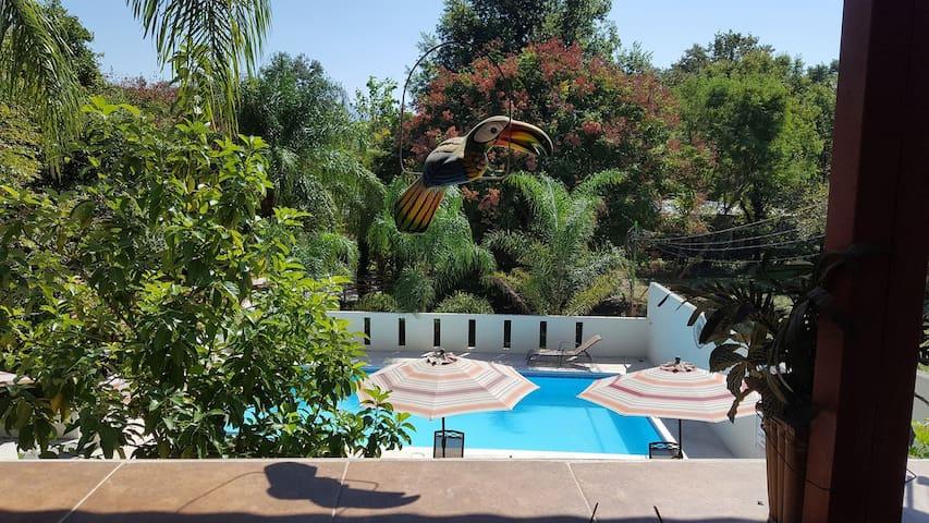 Quinta Vista Hermosa habitación familiar (4) per.
