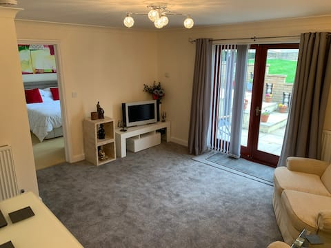 Self enclosed flat in Hellesdon Norwich