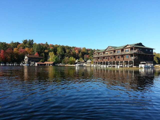 Townhomes for Winter Carnival at Ampersand Bay! - Saranac Lake - Townhouse