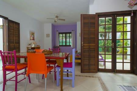 Casa com suíte em Paraty próx. ao centro histórico