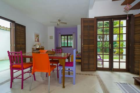 Villa with suite in Paraty near the historic center