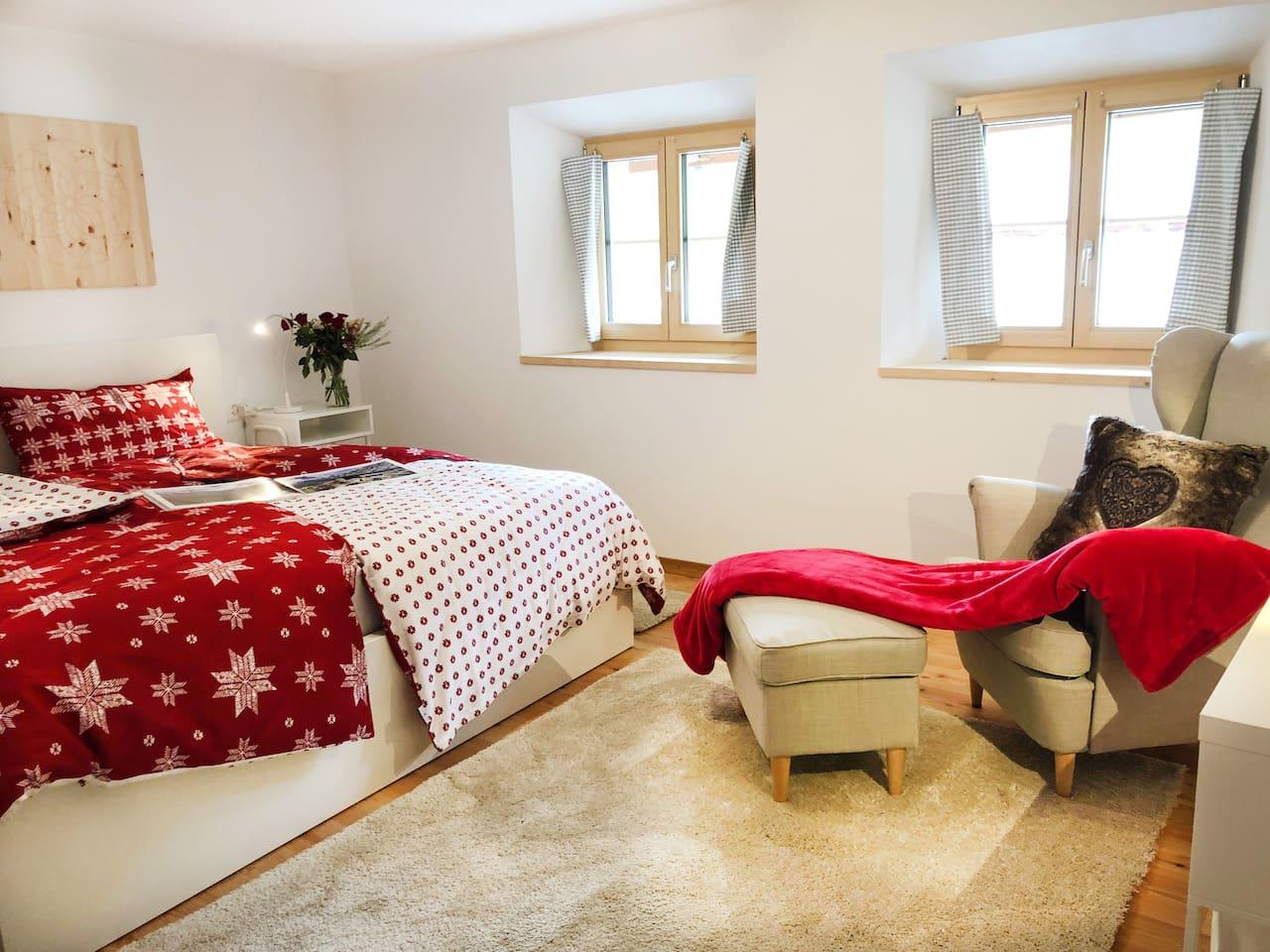Bedroom 2 - Bruno Matratzen - https://www.brunobett.de/ch/matratze