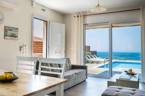 Villa Seabreeze - Amazing Views - Private Pool