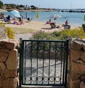 Villa sulla Spiaggia con Giardino Privato - Loiri Porto San Paolo - Huvila
