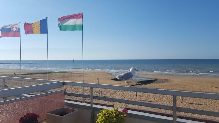 F2 vue Mer avec grande terrasse