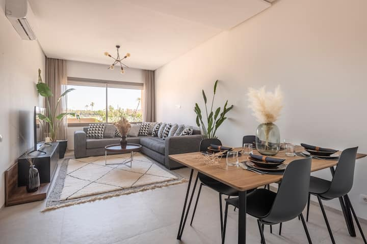 ★ELEGANT New Apartement In The Center Of Marrakech