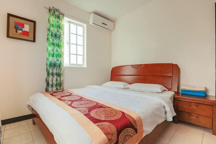 Love Legend Garapan市区三室独立洋房,送20升饮用水,订三晚以上免费接机