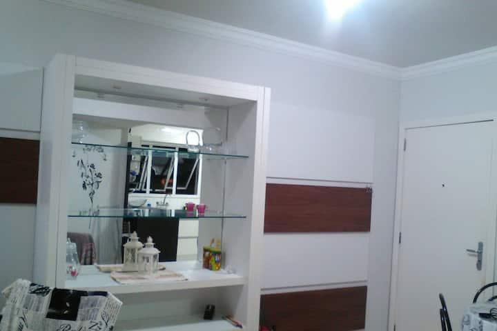 Apartamento mobiliado, entre Porto Alegre e Serra
