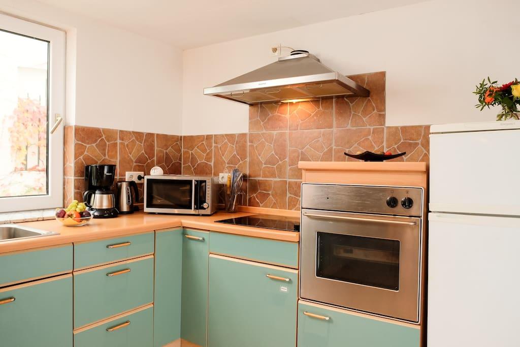 Küchen Mitbenutzung