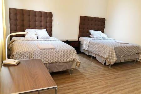 Habitación privada con Jacuzzi/Hidromasaje