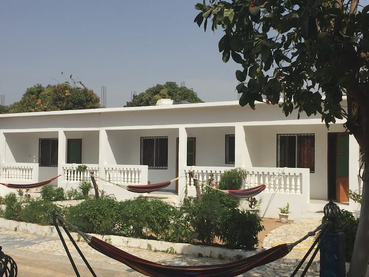 Real Gambia Holidays - Brufut Village Apartment 2