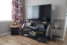 Main room tv