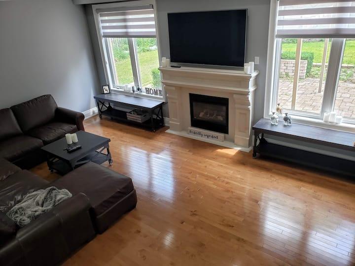 Cozy, Comfy and Spacious House
