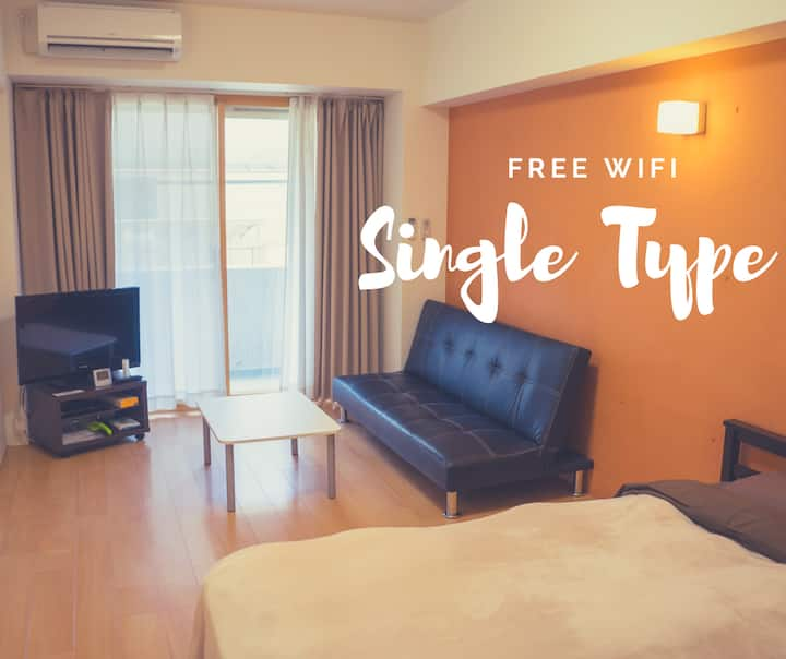 Studio Apartment in Taniyama with FREE WiFi