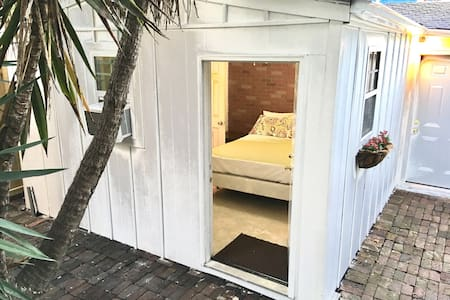 Private cottage Uptown near Magazine - New Orleans - Apartmen