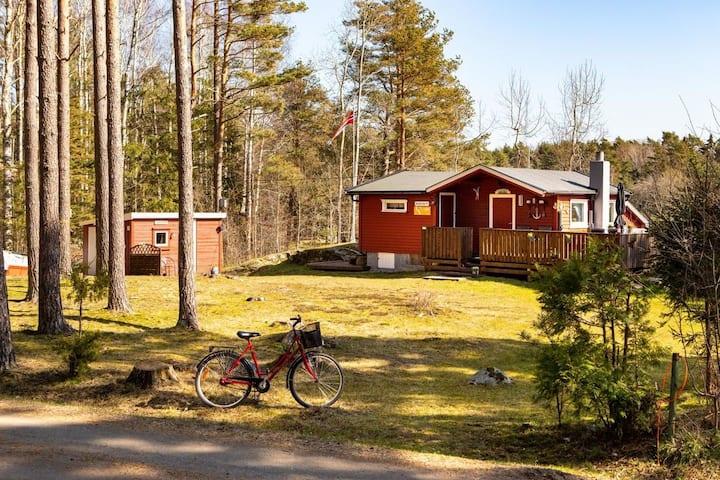 Koselig hytte | Unik beliggenhet | Hvaler