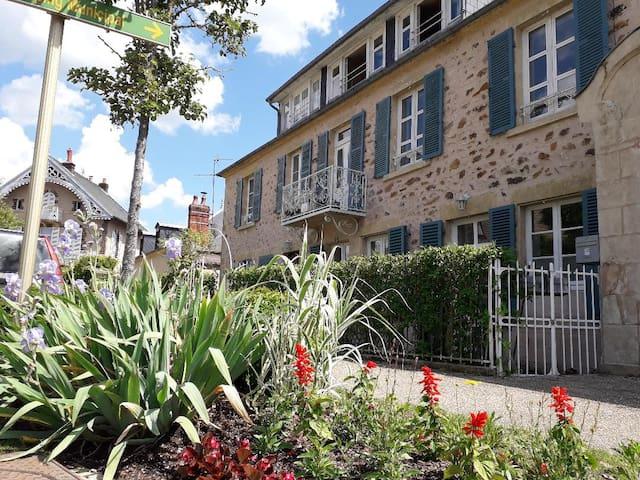 Villa des Fleurs: Le Bleuet