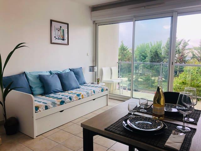 Studio de luxe entre Montpellier et la mer/Palavas