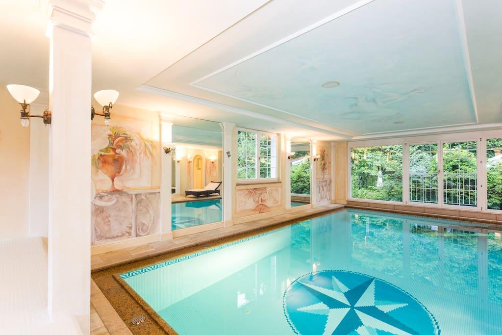 Bergvilla doppelzimmer deluxe boutique hotel in affitto for Boutique hotel alpen