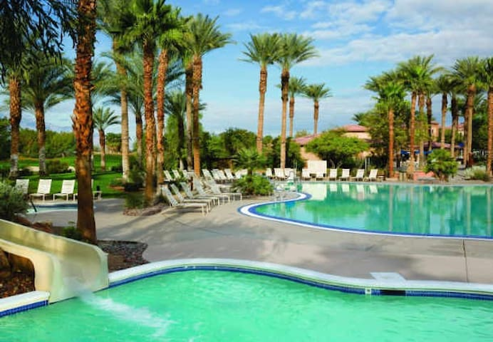 DISCOUNT luxury 2 br-Marriott Shadow Ridge 3/12-19 - Palm Desert - Villa