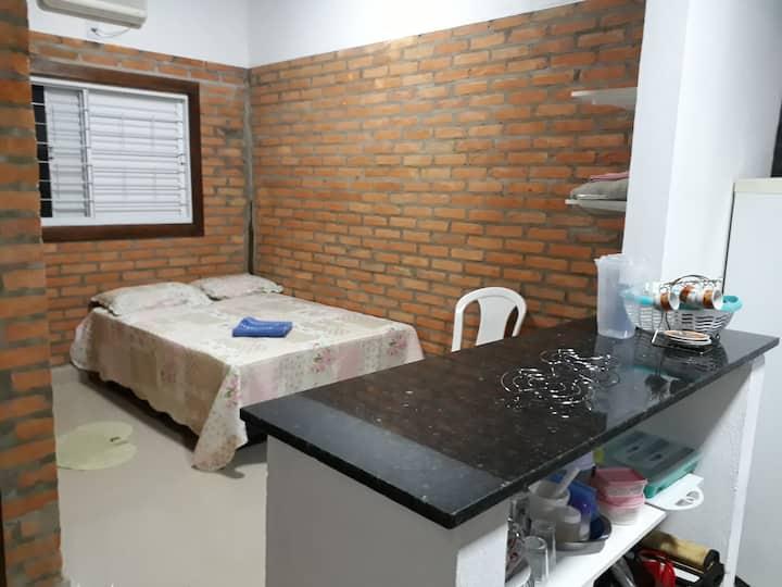 Casa Studio Uirá em Chapada dos Guimarães.
