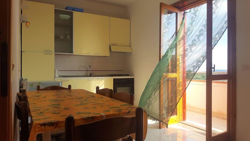 Palinuro - Villetta Casa 5B vista panoramica