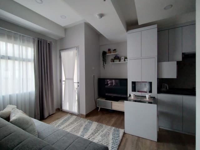 Cozy Apartment in Centre of Bandung