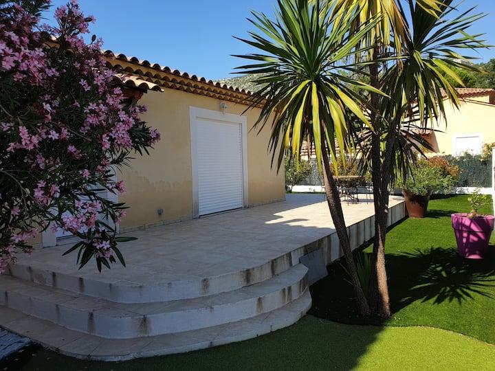 Jolie maison provençale à Gémenos