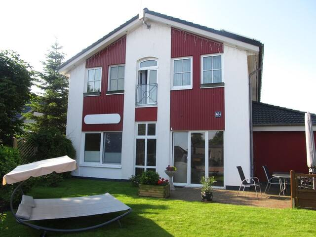 Ferienhaus Maxe - Wohnung Joona