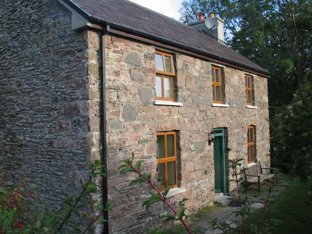 Traditional stone cottage in beautiful West Kerry
