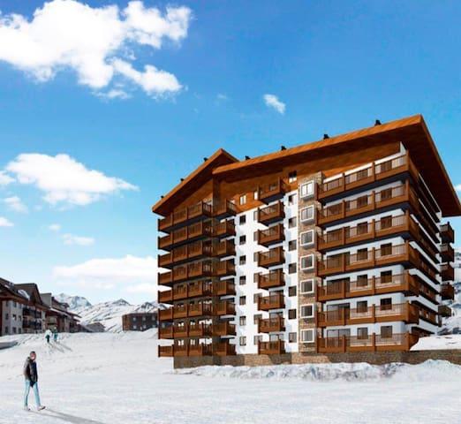 Mejor centro de ski de Chile, Valle nevado