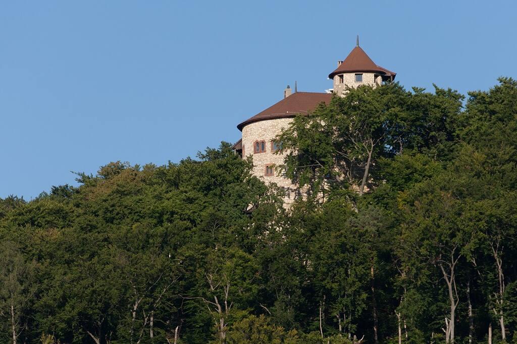 Burg Rychenstein bei Arlesheim