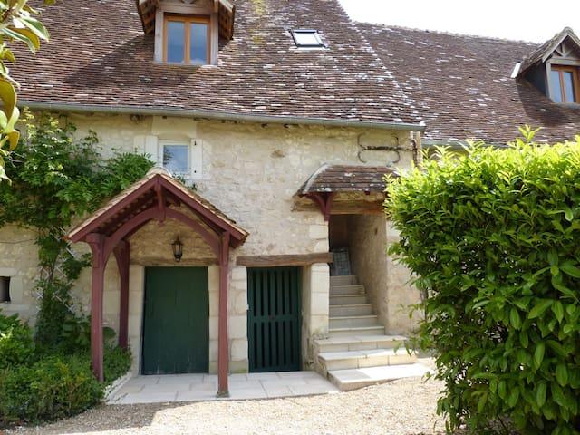 Les glycines - Saint-Hippolyte - Hus