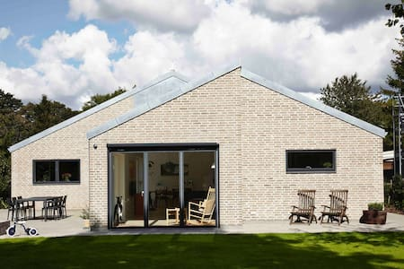 Modern Cosy House with Fantastic Garden - Gentofte - Haus