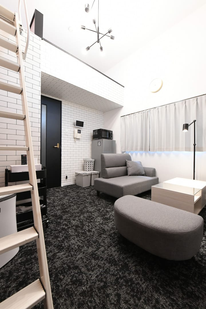 New! Cozy Private Room★ 3 mins walk to subway!