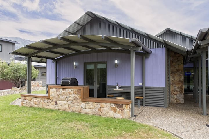 Kickenback Studio - Contemporary accommodation in the heart of Crackenback