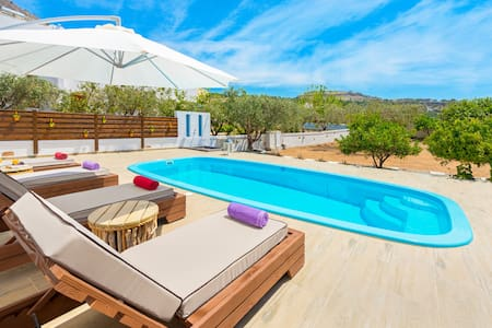 Luxurious Villa with private pool - Rhodes - Villa