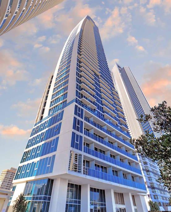 Hilton 5 Star Tower