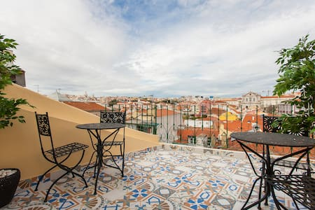 Sta Catarina apartment with a view - Lisboa