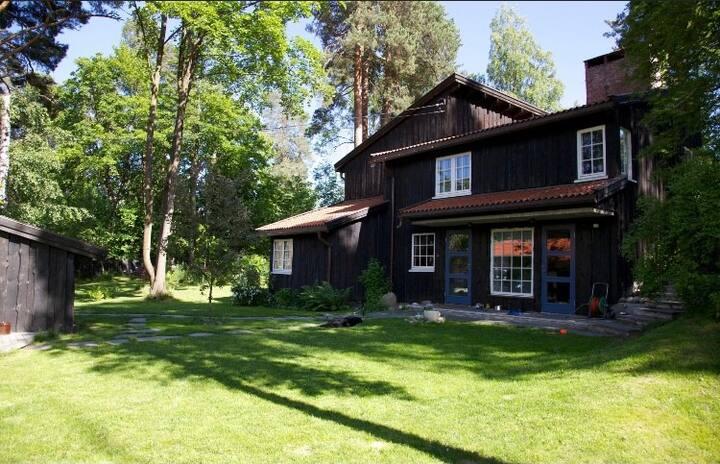 Arkitekttegnet hus på Høvik