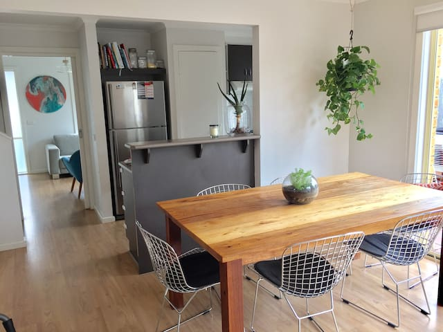 Kid friendly holiday house