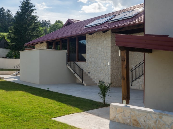 Villas Joja - more than 300m2 + SPA area