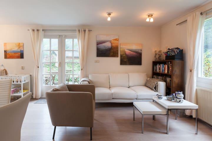 Your own cottage next Hoge Veluwe Arnhem