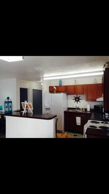 My Alaska Cottage Kitchen